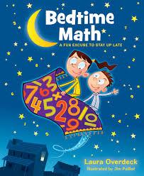 bedtime math book